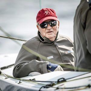Juan Carlos purjehtii 2017