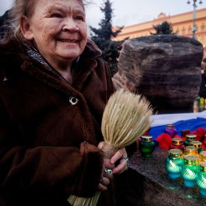 Kuvassa on näkymä Moskovaan