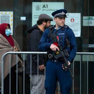 moskeija-ammuskelu Christchurch Uusi-Seelanti oikeuskäsittely