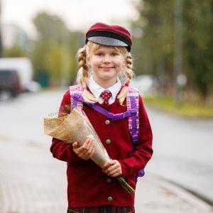 Koulun alku Virossa