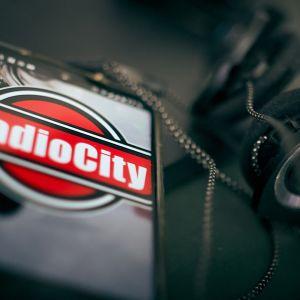 Radio City kännykässä.