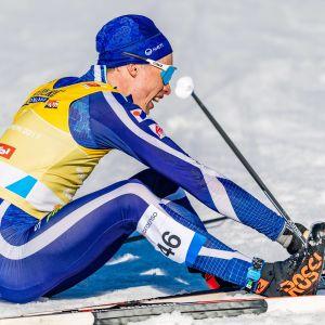 Vuoden 2019 Seefeldin MM-kisat hiihdettiin lämpimissä oloissa, joissa ilman fluorivoiteita kilpailijoiden loppuajat olisivat olleet useita minuutteja hitaampia.