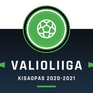 VALIOLIIGA - KISAOPAS 2020-2021