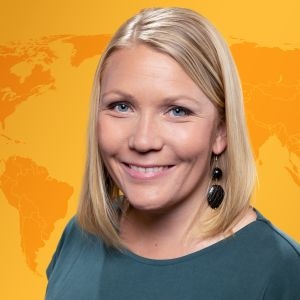 Liselott Lindström.