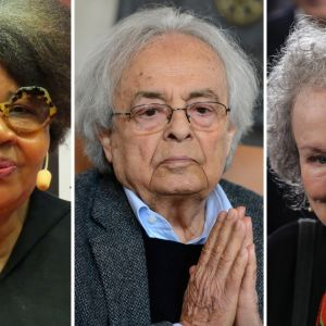 Jamaica Kincaid, Adonis ja Margaret Atwood