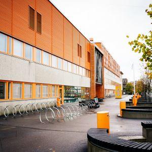 Vaasan ammattikorkeakoulu VAMK 6. lokakuuta 2020.