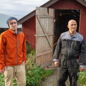 Björnar ja Robin Berg