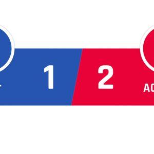 Inter - AC Milan 1-2