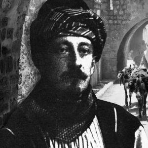 Valter Juvelius ja Jerusalem