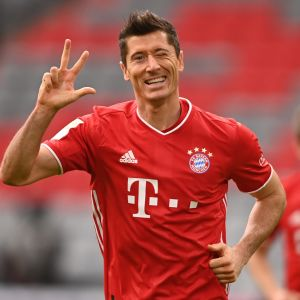 Robert Lewandowski 24102020