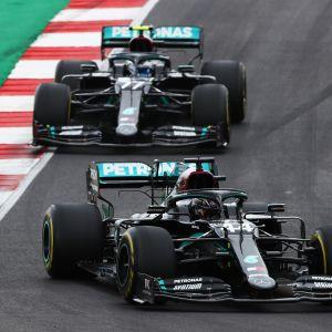 Lewis Hamilton, Valtteri Bottas, Portugali