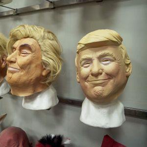 Kiina maskit