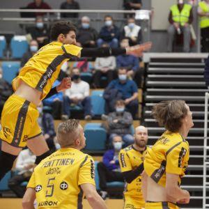 Savo Volley jyrää miesten pääsarjassa