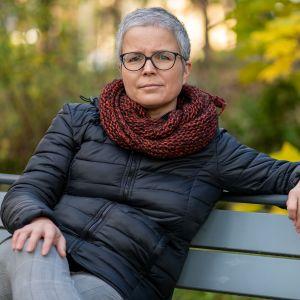 Maanpuolustuskorkeakoulun apulaisprofessori, Venäjä-tutkija Katri Pynnöniemi.