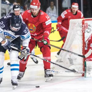 Leijonat Valko-Venäjä, vuoden 2017 MM-kisat
