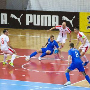Suomi Serbia Futsal 6.11.2020