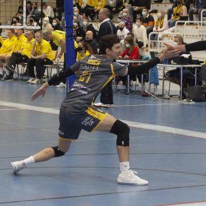 Savo Volley juhlii vieraspelissä Kokkolassa.