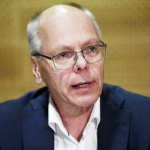 HUSin toimitusjohtaja Juha Tuominen.