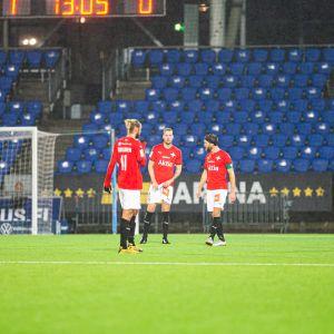 HIFK jalkapallo HIFK soccer