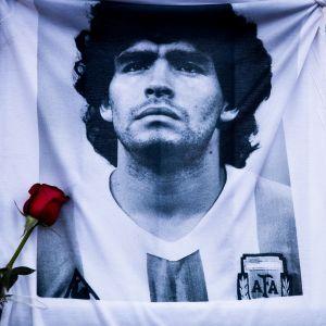 Surukuva Diego Maradonasta