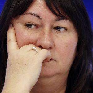 Venäjän hiihtoliiton puheenjohtaja ja entinen huippuhiihtäjä Jelena Välbe ei ole halunnut vaipua epätoivoon poikkeuksellisessa maailmantilanteessa.