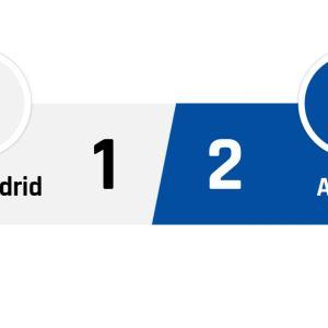 Real Madrid - Alavés 1-2