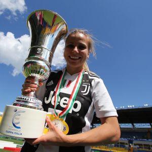 Tuija Hyyrynen Coppa Italia 2019