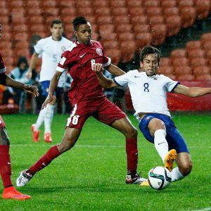 Qatar vs Portugali vuonna 2015