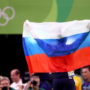 venäjä olympialaiset