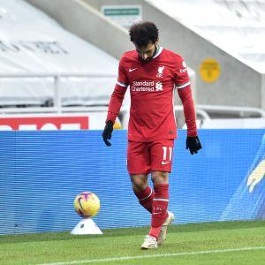 Liverpoolin Mohamed Salah