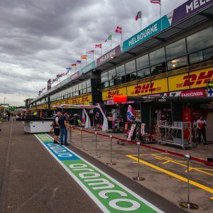 Australia rata F1 2020 maaliskuu