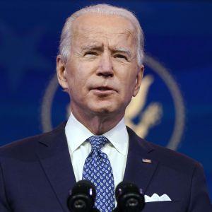Joe Biden 22. joulukuuta 2020.