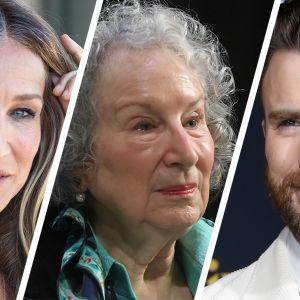 Sarah Jessica Parker, Margaret Atwood ja Chris Evans