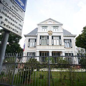 Venäjän Hollannin-suurlähetystö Haagissa.