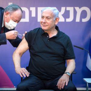 Netanyahu korona rokote