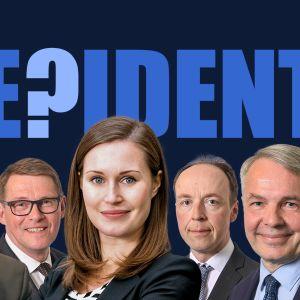 Kuusi mieluisinta ehdokasta Suomen seuraavaksi presidentiksi.