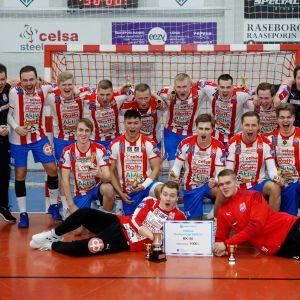 BK-46 on käsipallon miesten Suomen Cupin mestari.