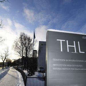 Terveyden ja hyvinvoinnin laitos, Helsingissä.