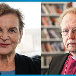 Hannele Pokka ja Kari Mäkinen