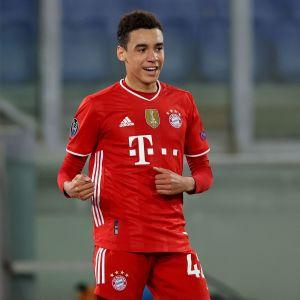 Bayernin Jamal Musiala