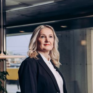 Paltan uusi työmarkkinajohtaja Minna Ääri