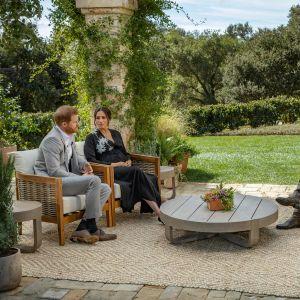 Prinssi Harry ja puoliso Meghan.