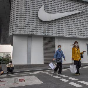 Niken myymälä