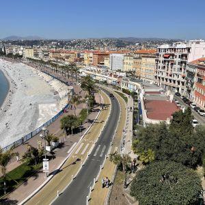 Nizzan maisemakuvaa.