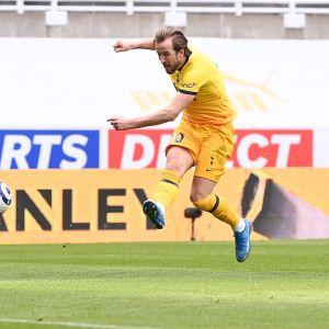 Harry Kane oli taas Tottenhamin maaliruisku