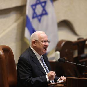Israelin presidentti Reuven Rivlin