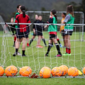 jalkapallo, nuoret