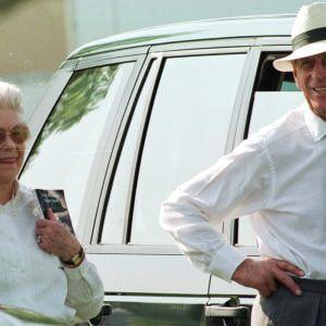 Kuningatar Elisabet ja prinssi Philip.