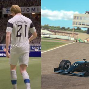 FIFA 21 & iRacing