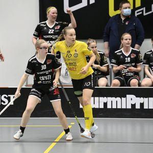 Julia Turunen PSS, STT Lehtikuva  18.4.2021
